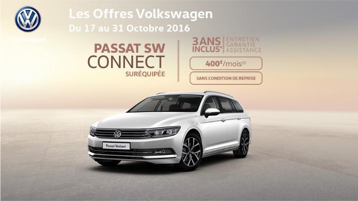 Passat sw connect sur quip e gcc cl on for Garage volkswagen grand quevilly